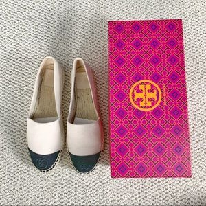 Brand New Tory Burch Colorblock Espadrilles